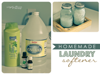Homemade Laundry Detergent {that actually works!}