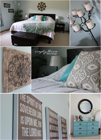 Our Master Bedroom Makeover