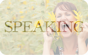 SPEAKING-button